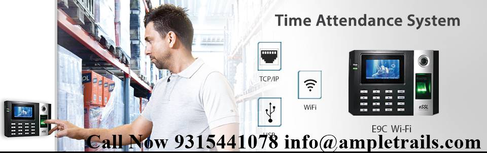 Biometric Time Attendance I9C essl E9C - Attendance Machine