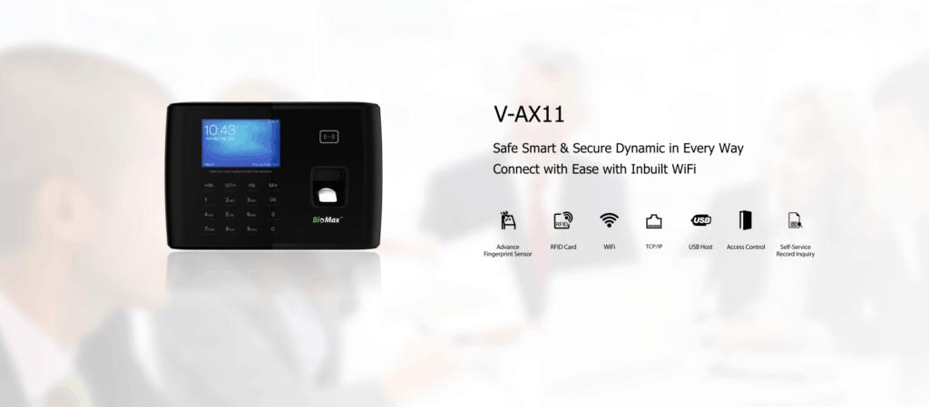 Biometric Machine Biomax-VAX11