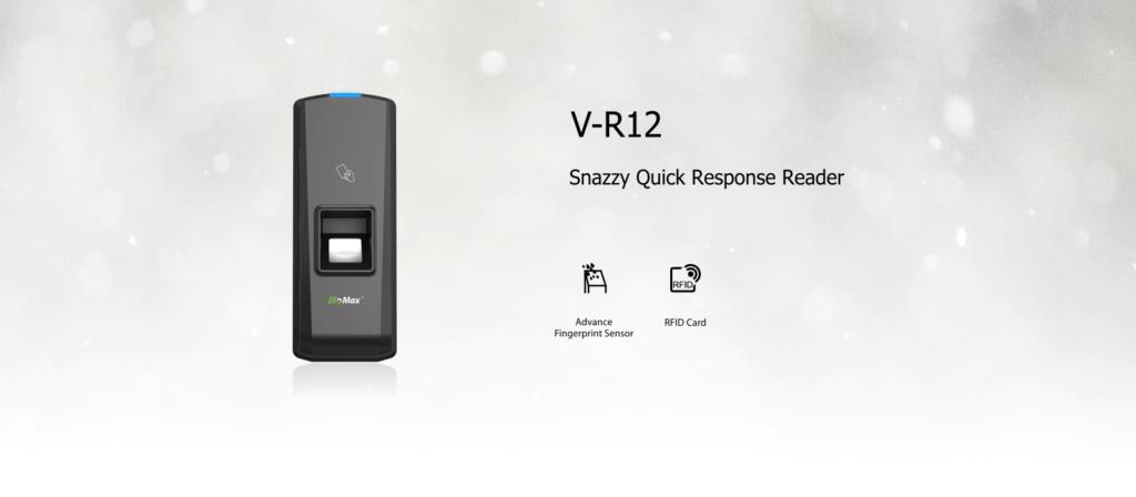 Advance Fingerprint Sensor Biomax V-R12