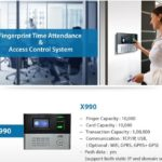 Biometric Time Attendance Machine eSSL X990
