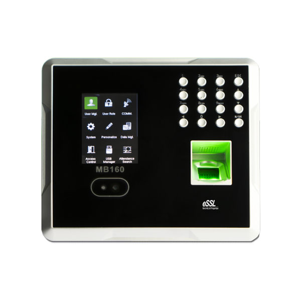Face Time Attendance Access Control eSSL MB160