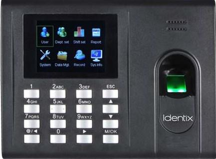 Fingerprint Time Attendance Machine Identix K30 eSSL
