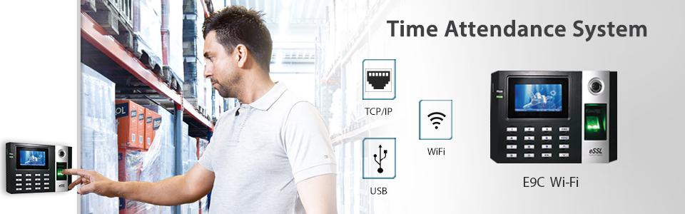Wifi Attendance Machine
