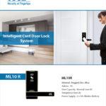 Smart Fingerprint Lock ML-10