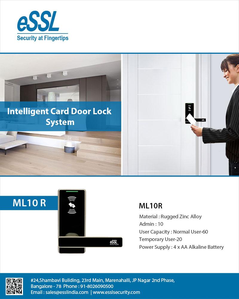 eSSL ML10R Fingerprint Machine