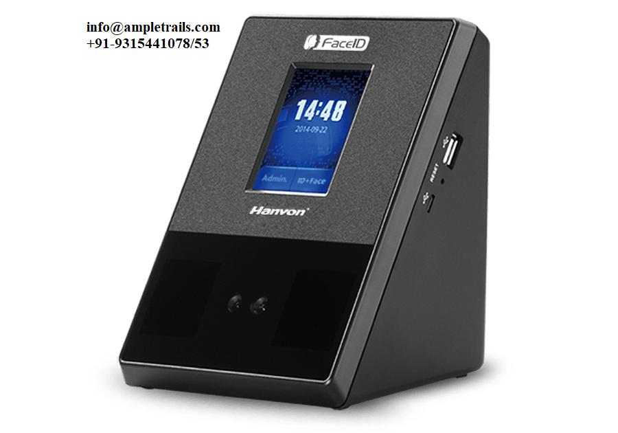 Face Detection Attendance Machine FT200