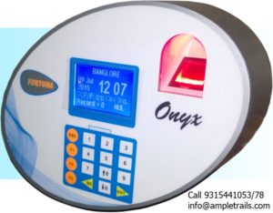Cost Effective Biometric System Fingerprint Attendance Machine