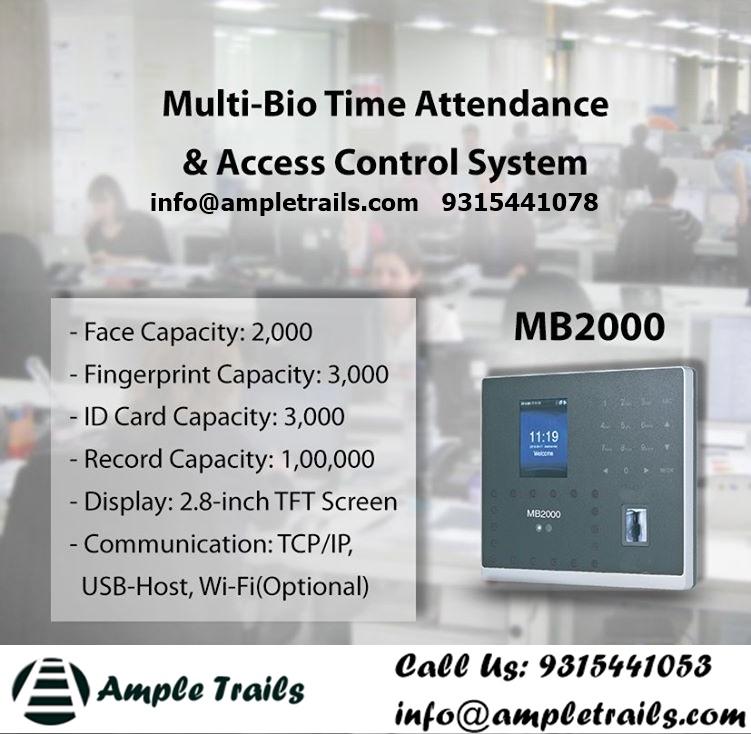 essl face recognition attendance machine price