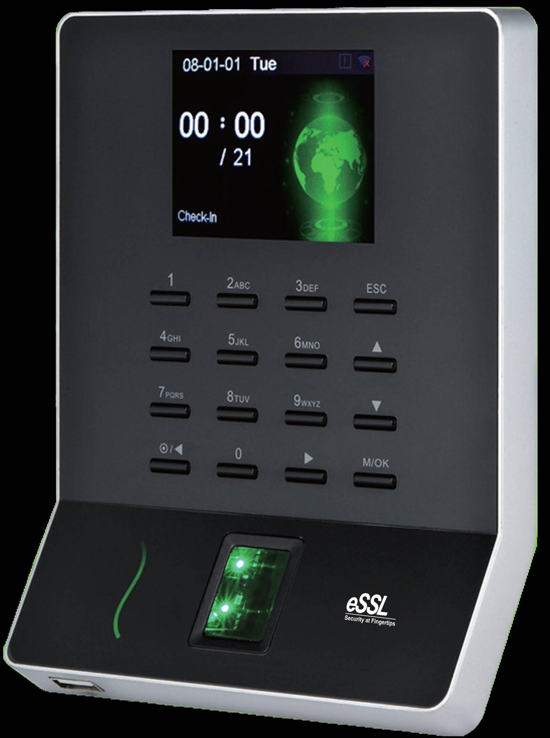 wifi fingerprint time attendance system eSSL_WL20