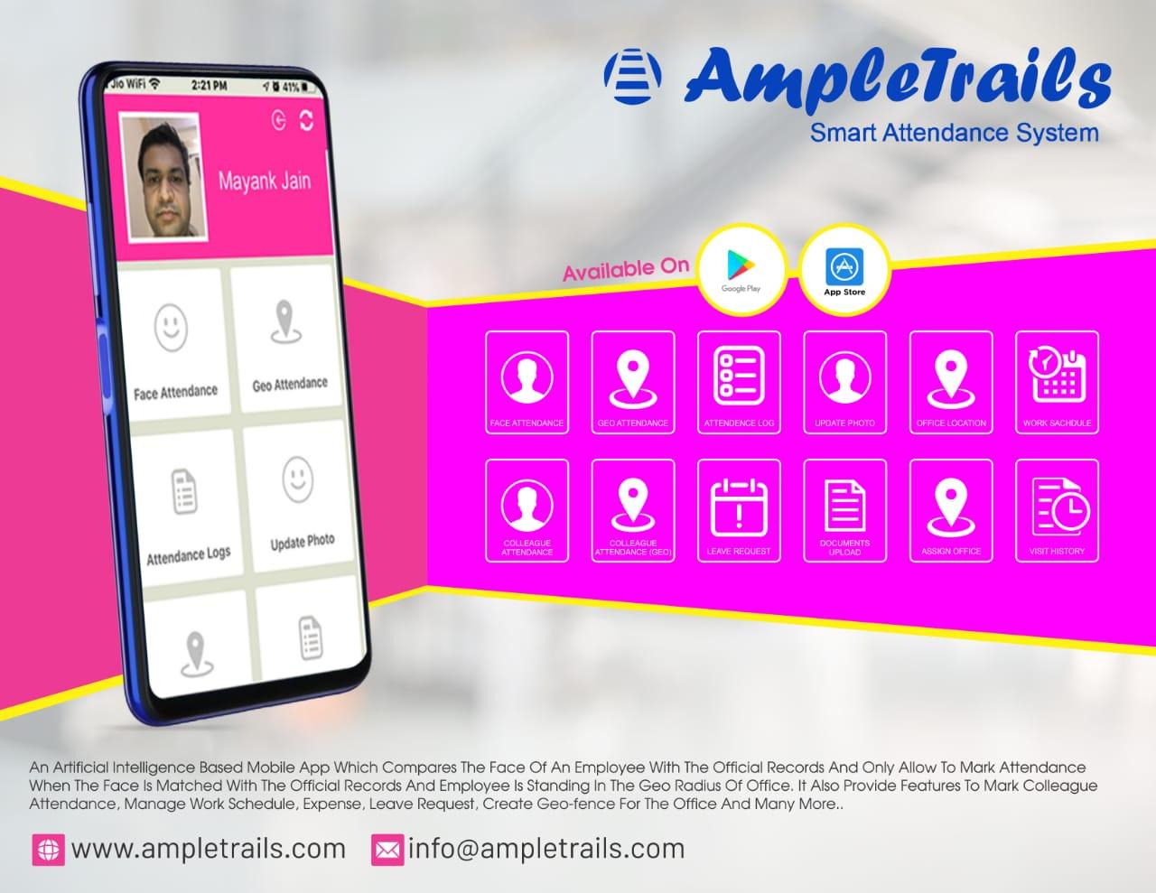 Mobile Attendance Application