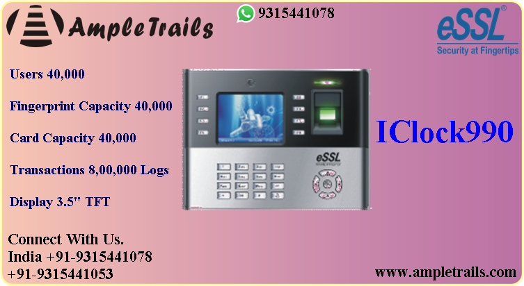 iclock990 price