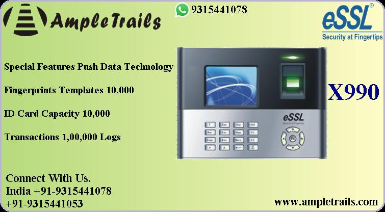 essl x990 price in india