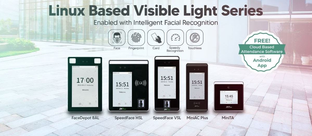 Face recognition Attendance Device