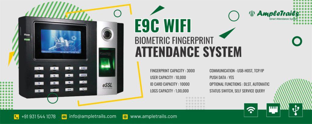 Biometric Time Attendance eSSL E9C WIFI