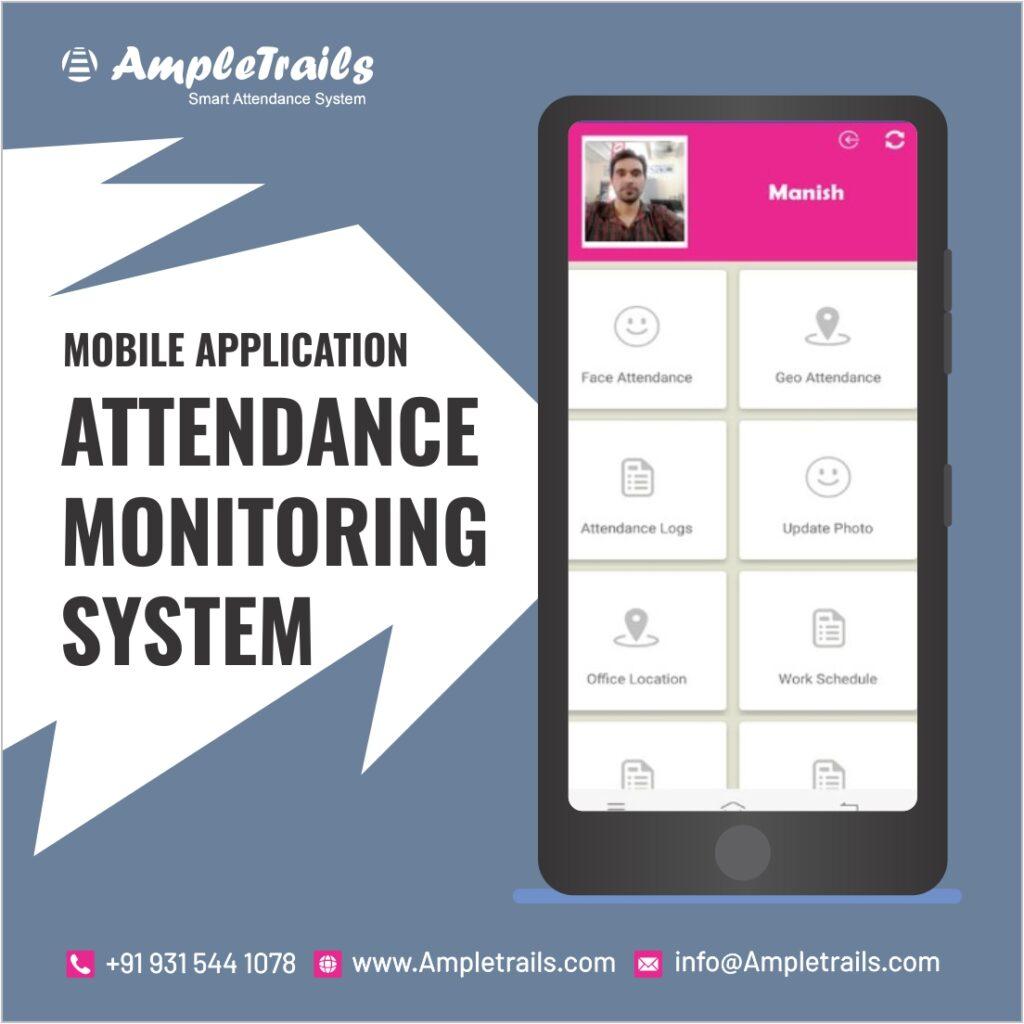 mobile app for employee attendance