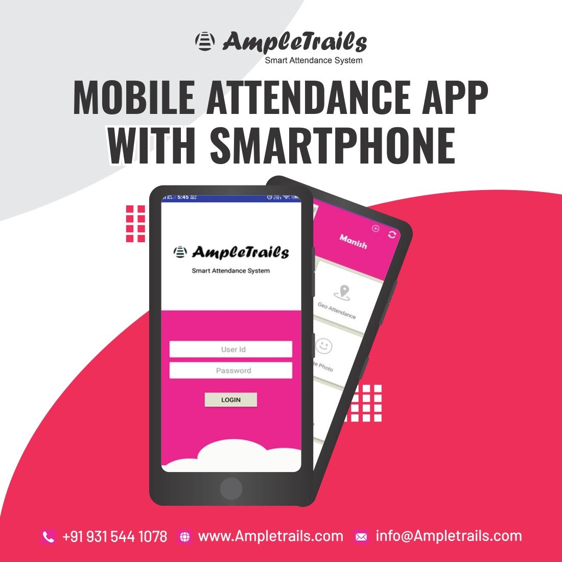 Attendance mobile app